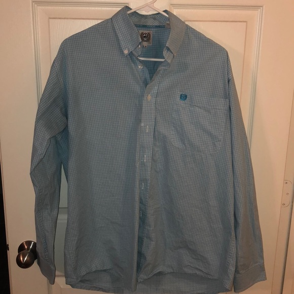 Men's Cinch Dress Shirt